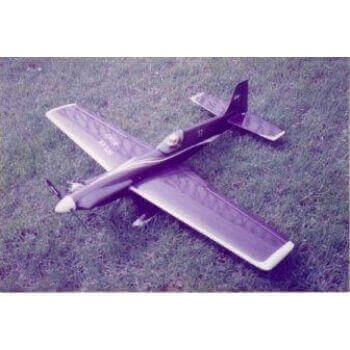 Solar Wind Model Aircraft Plan (RC1435)