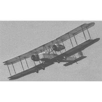 RSQ1761 - Vickers FB27A Vimy