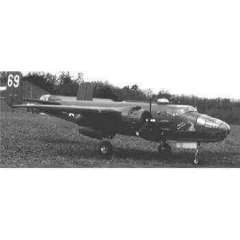 B-25 Mitchell Plan