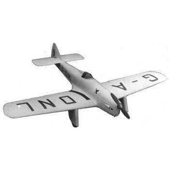 RM228 - Miles Sparrohawk