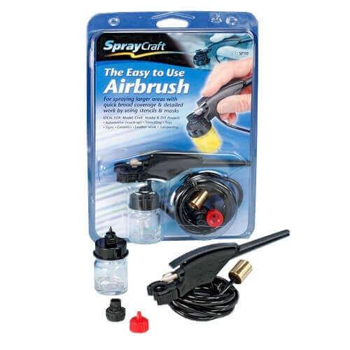 Spraycraft Easy-to-Use Airbrush