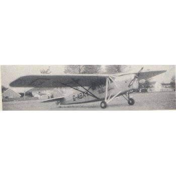 RSQ1701 DH 80a Puss Moth Plan