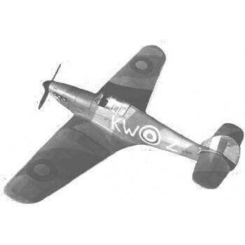RM102 - Hawker Hurricane
