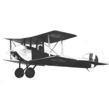 Sopwith Tabloid Model Aircraft Plan (RC1144)