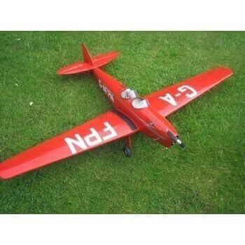 MAG66 - DH 94 Moth Minor