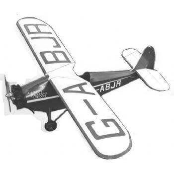 Comper Swift Model Aircraft Plan (RC1465)