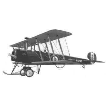 RSQ1673 - Avro 504K