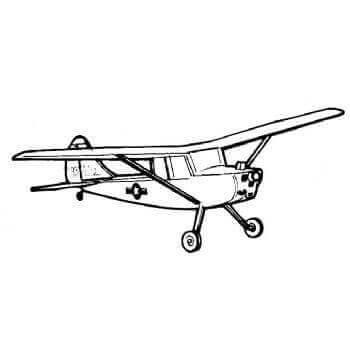 MAG40 - Cessna Bird Dog