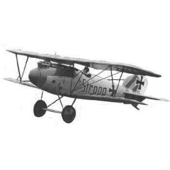 RSQ1590 - Albatros DVA Plan
