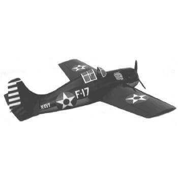 RC1728 - Grumman F4D Wildcat