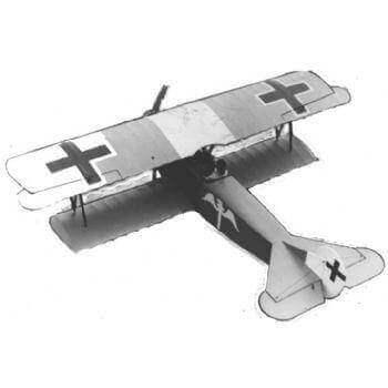 RM23 - Fokker DVII