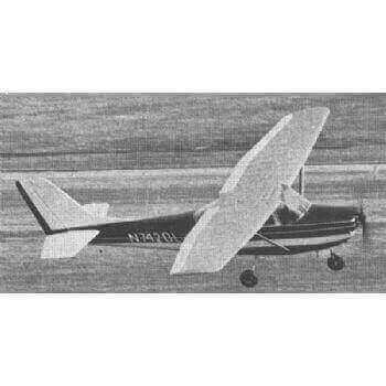Cessna 172H Plan