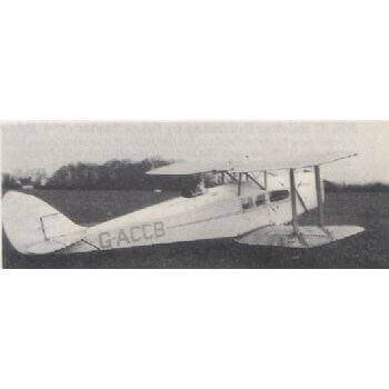 RSQ1700 DH 83 Fox Moth