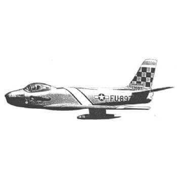 RC1690 - NA F-86 Sabre