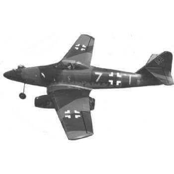 RSQ1525 - Messerschmitt Me 262