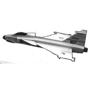 RC1621 - SAAB Gripen
