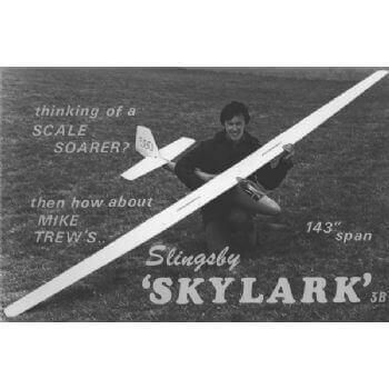 RM176 - Slingsby Skylark III