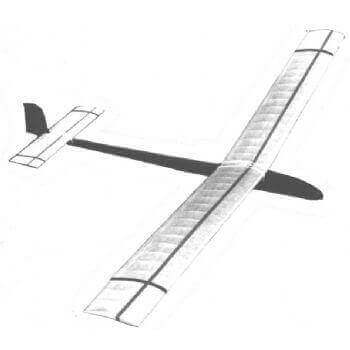 Excelsus Model Aircraft Plan (RC1391)