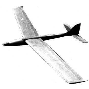 Pirahna Model Aircraft Plan (RC1314)