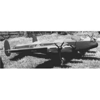 RM333 - Avro Lancaster Electric