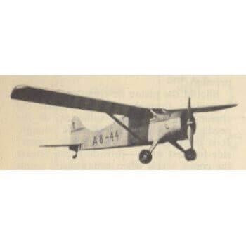 De Havilland C2 Beaver Plan FSP388
