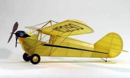 Aeronca C3 Plan MA285