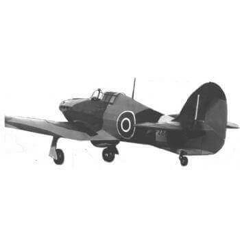 Hawker Hurricane Plan FSP862