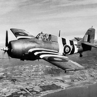 Grumman Wildcat Plan MA184