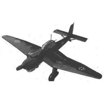 Junkers Ju 87D Plan FSP675