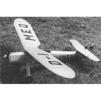 Focke Wulf FW15 Stosser Plan FSP617