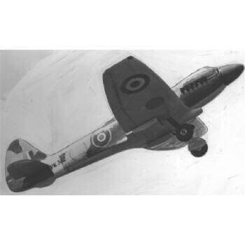 Supermarine Spitfire Plan FSP607