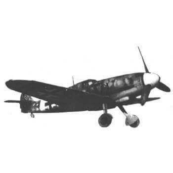 FSP1017 - Messerschmitt Me109