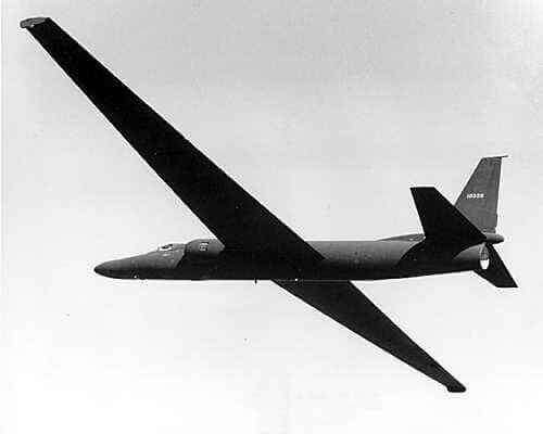 Lockheed U2 Plan AM1846