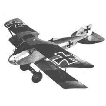 Albatros DVA Plan FSP646