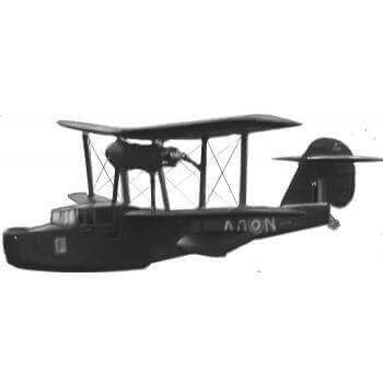 Vickers Armstrong Walrus Plan FSP661