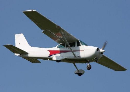 Cessna 172E Plan FSP902