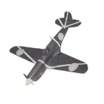 NA P-51B Mustang Plan FSP1367