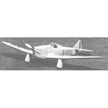 Miles Hawk Speed Six Plan FSP434