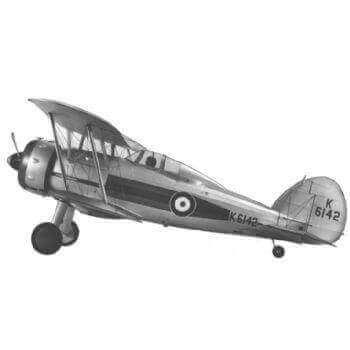 Gloster Gladiator Plan FSP719