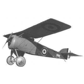 Sopwith Swallow Plan FSP625