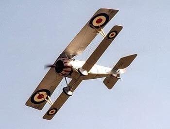 Nieuport 1921 Racer Plan MAG57
