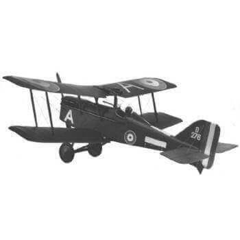 RAF SE5A Plan FSP682