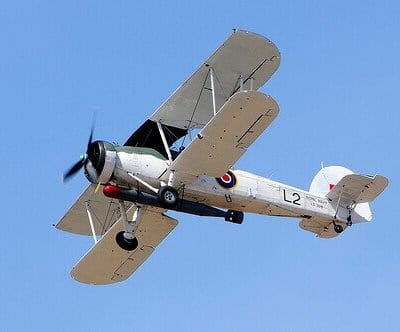 Fairey Swordfish Plan FSP535