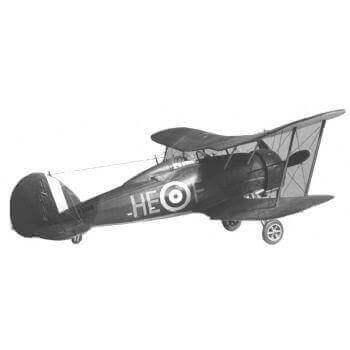 Gloster Gladiator Plan FSP1452