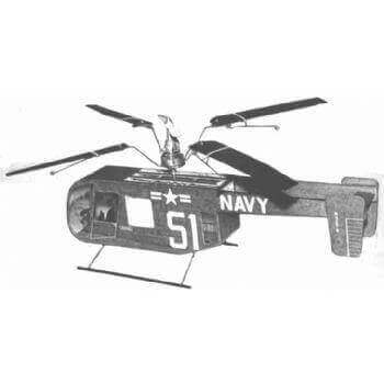 Kaman Helicopter Plan U1055
