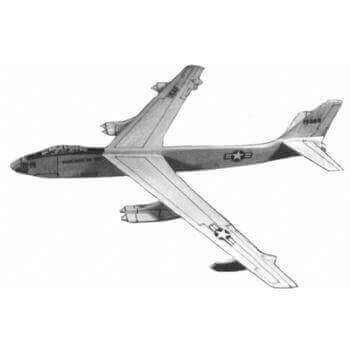 Boeing B-47 Plan G1180