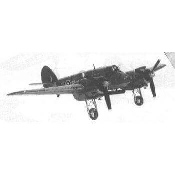 Bristol Beaufighter Plan MA275