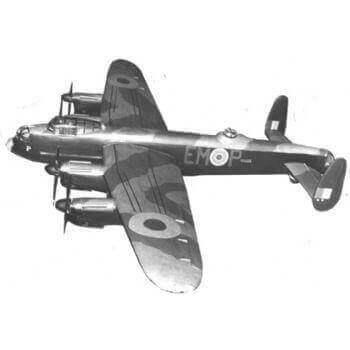 Avro Lancaster Plan CL1081