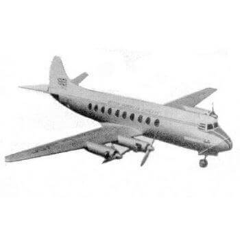 Vickers Viscount Plan CL701