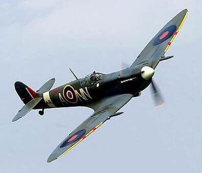 Supermarine Spitfire Plan MA235